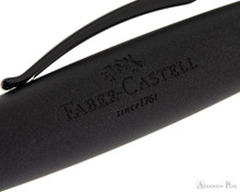 Faber-Castell Essentio Fountain Pen - Aluminum Black