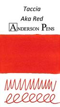 Taccia Aka Red Ink (40ml Bottle)