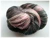 Cheshire Cat - Black Pearl 174 - Shades of grey with pearlescent pinks