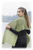 Cascade Yarns - Longwood Sport - Crochet Easy Cable Lace Stole