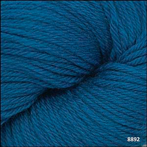 Cascade 220 Yarn - 100% Peruvian Wool - 8892 Azure