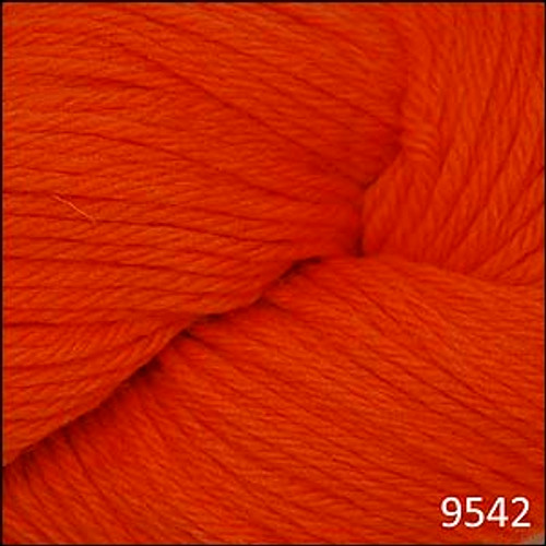 Cascade 220 Yarn - 100% Peruvian Wool - 9542 Blaze