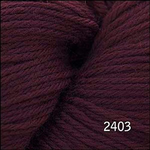 Cascade 220 Yarn - 100% Peruvian Wool - 2403 Chocolate