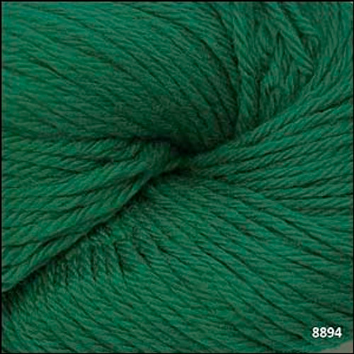 Cascade 220 Yarn - 100% Peruvian Wool - 8894 Christmas Green