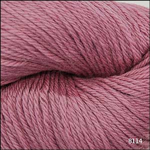 Cascade 220 Yarn - 100% Peruvian Wool - 8114 Dusty Rose