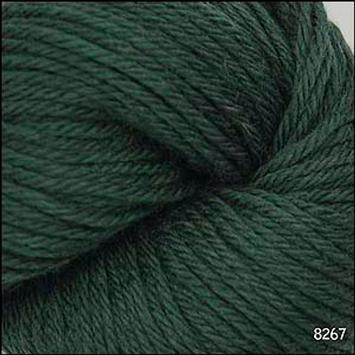 Cascade 220 Yarn - 100% Peruvian Wool - 8267 Forest Green