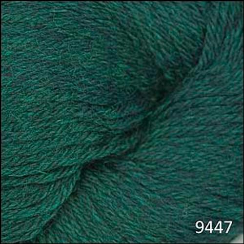 Cascade 220 Yarn - 100% Peruvian Wool - 9447 Forest Heather