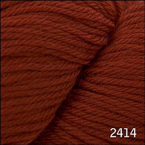 Cascade 220 Yarn - 100% Peruvian Wool - 2414 Ginger