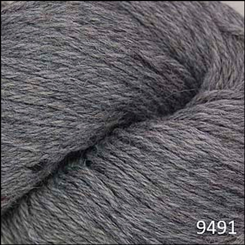 Cascade 220 Yarn - 100% Peruvian Wool - 9491 Greystone Heather