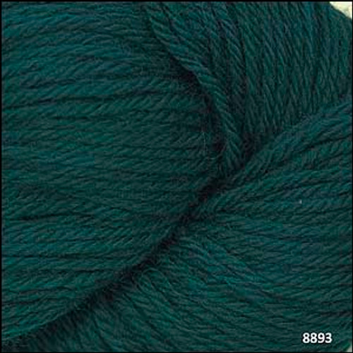 Cascade 220 Yarn - 100% Peruvian Wool - 8893 Hunter Green
