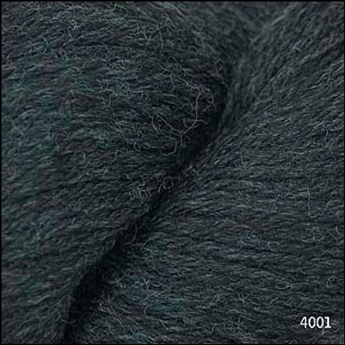 Cascade 220 Yarn - 100% Peruvian Wool - 4002 Jet