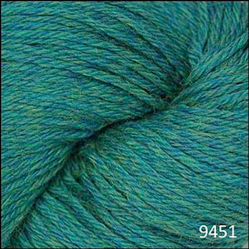 Cascade 220 Yarn - 100% Peruvian Wool - 9451 Lake Chelan Heather