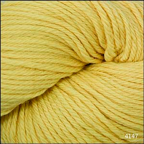 Cascade 220 Yarn - 100% Peruvian Wool - 4147 Lemon Yellow
