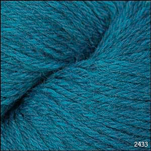 Cascade 220 Yarn - 100% Peruvian Wool - 2433 Pacific