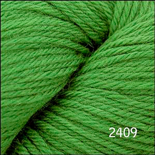 Cascade 220 Yarn - 100% Peruvian Wool - 2409 Palm