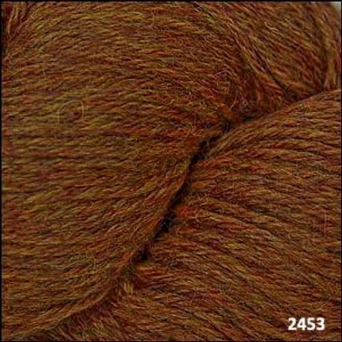 Cascade 220 Yarn - 100% Peruvian Wool - 2453 Pumpkin Spice