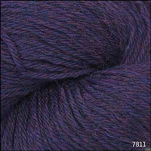 Cascade 220 Purple Jewel Heather 7811