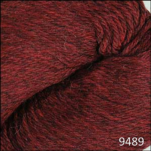 Cascade 220 Red Wine Heather 9489