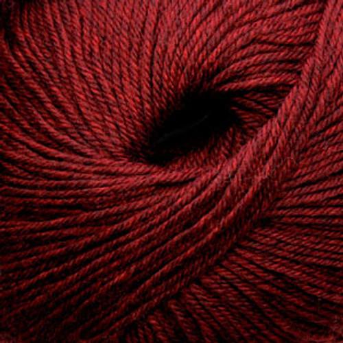 Cascade 220 Superwash Wool Yarn - 1923 Red Wine Heather
