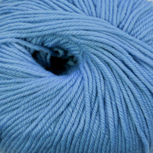 Cascade 220 Superwash Wool Yarn - 846 Blue