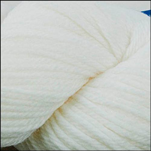 Cascade 220 Superwash Aran - White #871