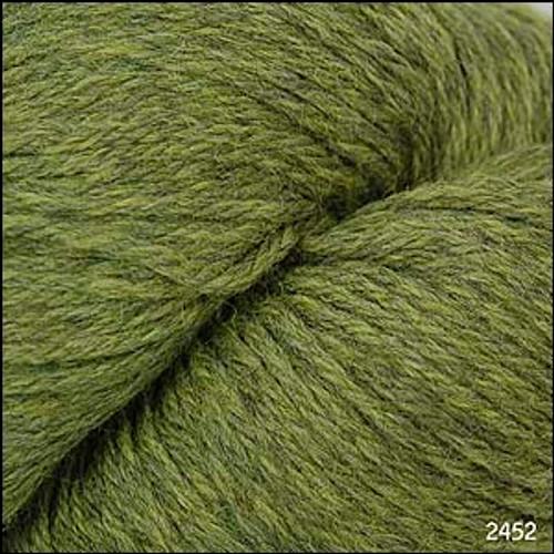 Cascade 220 Yarn - 100% Peruvian Wool - 2452 Turtle