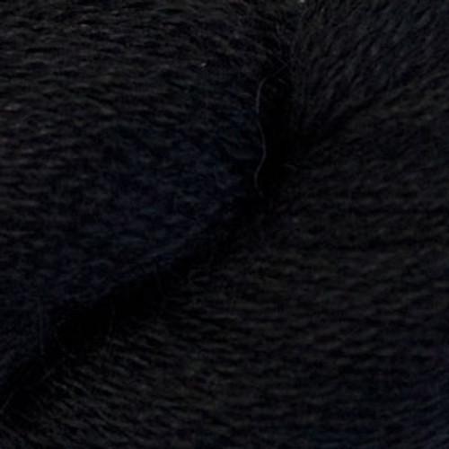 Cascade Alpaca Lace - Black 1406s