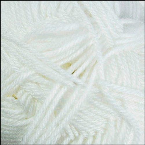 Cascade Cherub Aran Yarn - 01 White