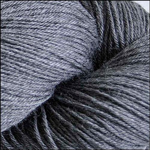 Cascade Heritage Silk Yarn Charcoal #5631