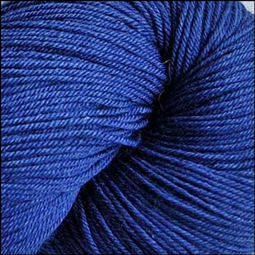 Cascade Heritage Silk Yarn Marine Blue #5603
