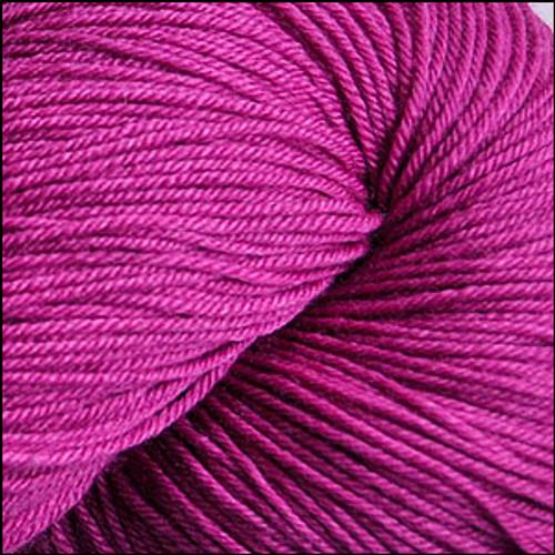Cascade Heritage Silk Yarn Raspberry #5617