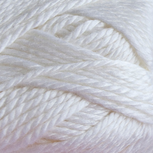 Cascade Pacific Chunky Wool Blend Yarn - 02 White