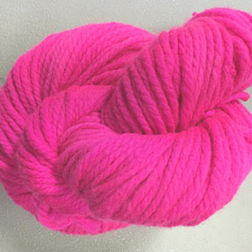 Done Roving Frolicking Feet Chunky Hot Pink #51