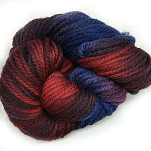 Done Roving Frolicking Feet Chunky Wild Berries #06