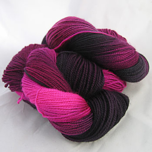 Frolicking Feet Anemone Windflower 100% SUPERWASH Sock Wool 480 yards