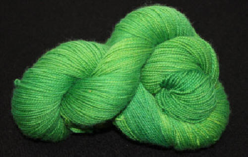 Frolicking Feet Clover Leaf 100% SUPERWASH Sock Wool 480 yards
