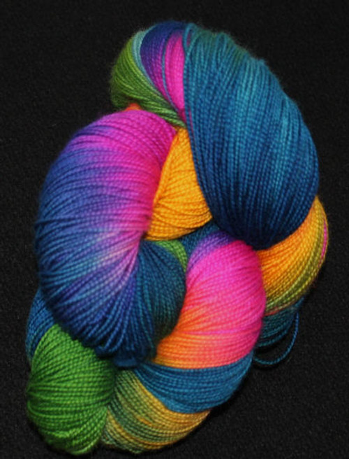 Frolicking Feet Confetti 100% SUPERWASH Sock Wool 480 yards