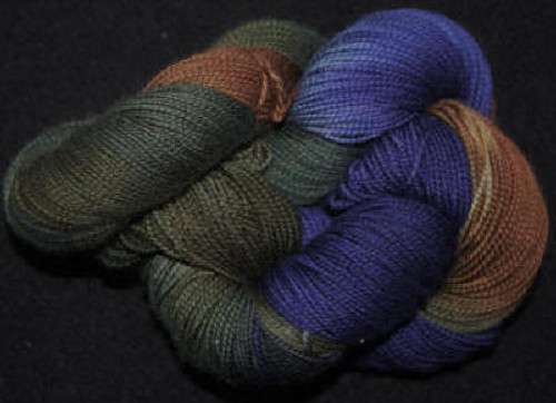 Frolicking Feet Seaside Botanicals 100% SUPERWASH Sock Wool 480 yards