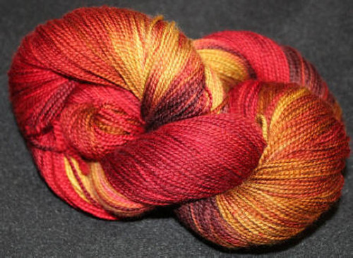 Frolicking Feet Sugar Maple 100% SUPERWASH Sock Wool 480 yards