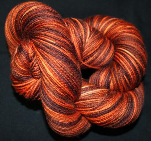 Done Roving Yarn - Frolicking Feet - Venus