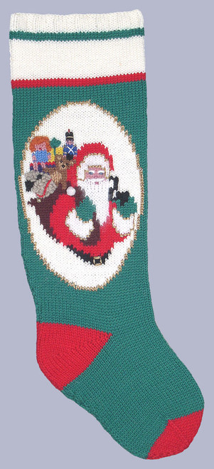Googleheim  Christmas Cameo Stocking Kit