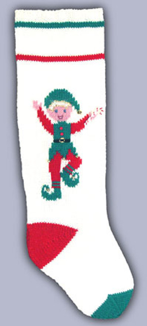 Googleheim Elf Stocking