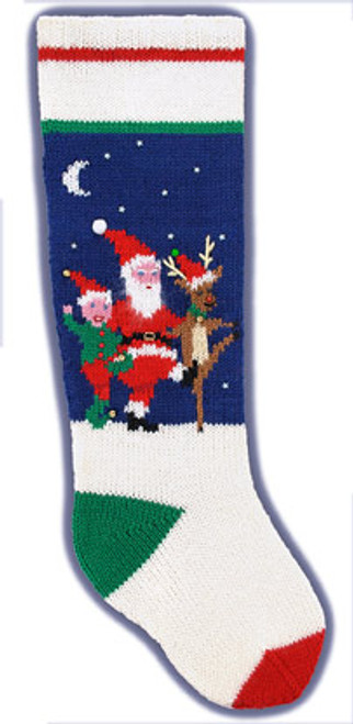 Googleheim North Pole Rockers Stocking Kit