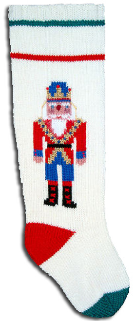 Googleheim Nutcracker on White Background