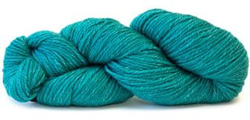 HiKoo Simplinatural Yarn - Deep Turquoise 10