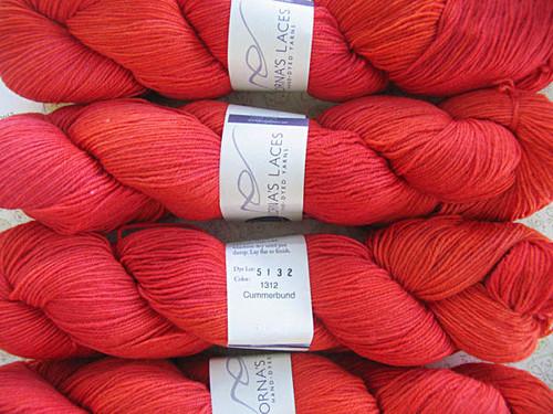Lorna's Laces Shepherd Sock - Cummerbund