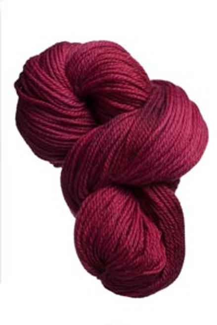 Lorna's Laces Shepherd Worsted Cranberry #0045ns