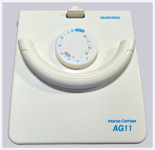 AG11 Intarsia Carriage for LK150