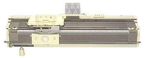 Silver Reed SRP60N Standard Ribber