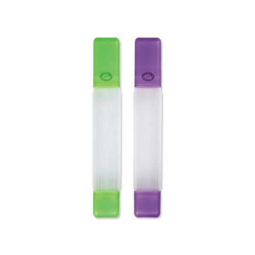 Clover Needle Tube Case - Green #3119